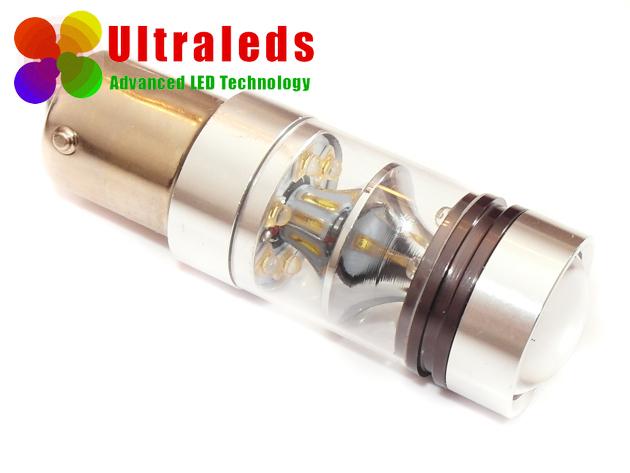 Żarówka LED P21W / BA15S / 1156 75 Wat 15*5W CREE XBD LED Osram Chip